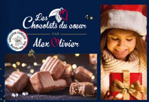 Chocolat de Noël – Pensez à votre commande date limite mardi 12/11/2019