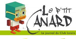 Lancement du journal Le P'tit Canard !