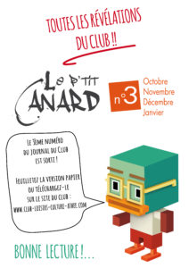 N°3 du P'tit Canard: le journal de vos enfants !
